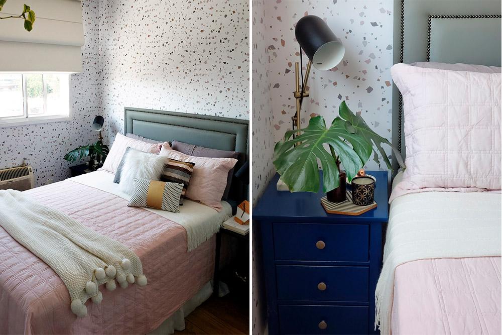 Como decorar com adesivos de parede