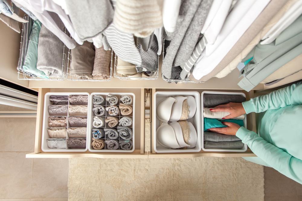 Aprenda a deixar seu quarto sempre organizado
