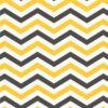 Papel de Parede Adesivo Chevron Preto e Amarelo