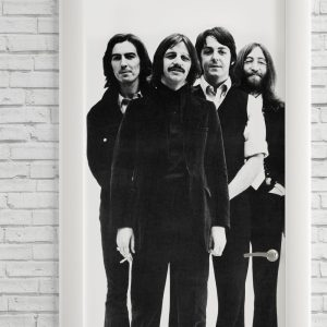 Adesivo de Porta Beatles