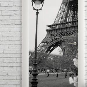 Adesivo de Porta Paris