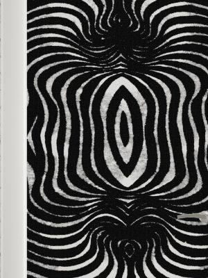 Adesivo de Porta Zebra