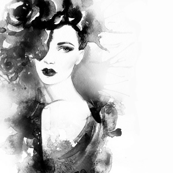 Painel Fotográfico Fashion Woman