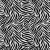 Papel de Parede Adesivo Animal Print Zebra PB