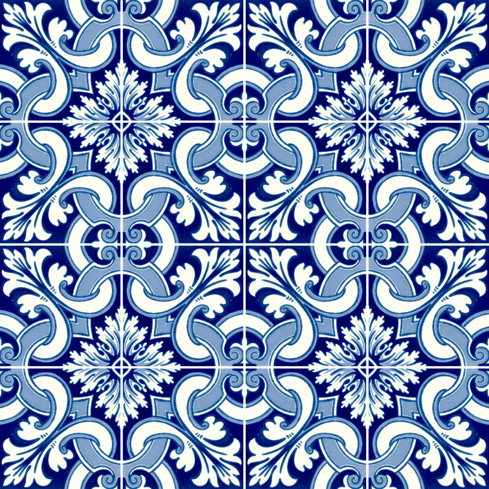 Adesivo De Parede Azulejo ~ Papel de Parede Adesivo Azulejo Portugues 070 StickDecor