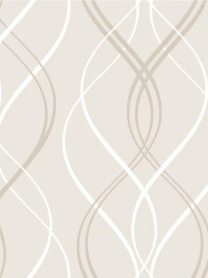 Papel de Parede Adesivo Geométrico Linhas