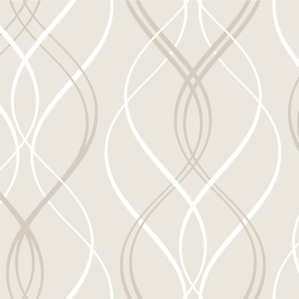 Papel De Parede Adesivo Geom Trico Linhas Stickdecor -> Papel De Parede Para Sala Neutro