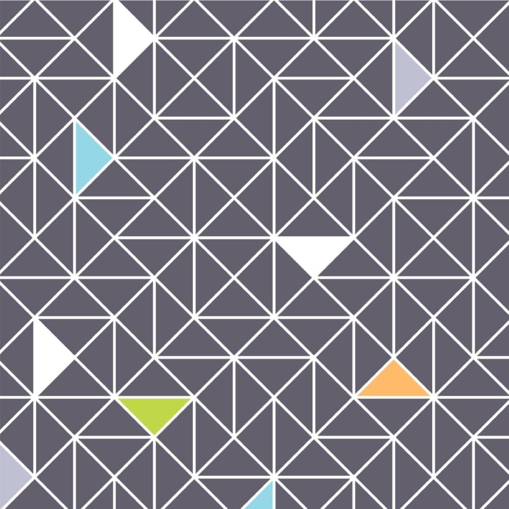 Artesanato Portugues Revenda ~ Papel de Parede Adesivo Geométrico Tri u00e2ngulos 025 StickDecor
