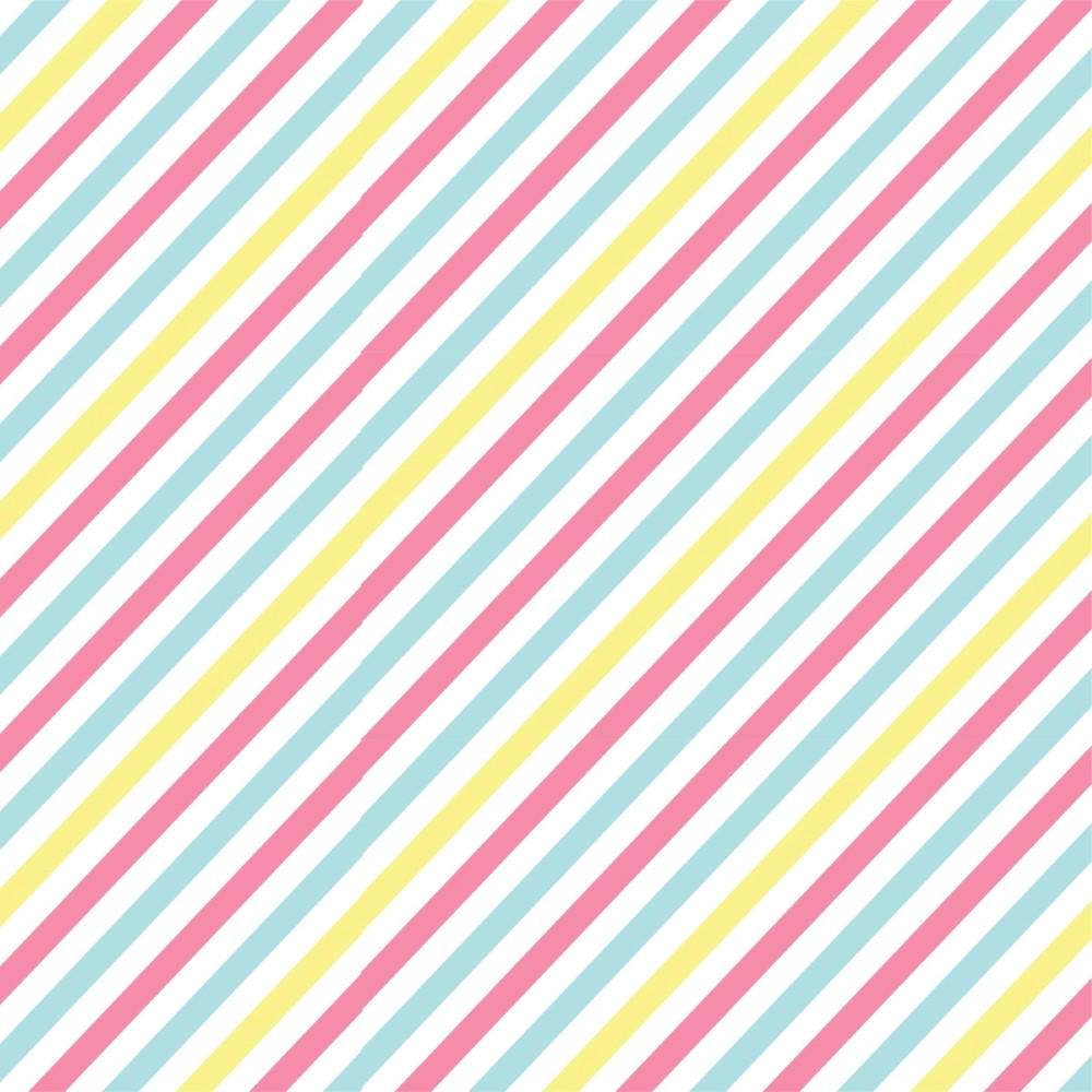 Papel de parede adesivo listras coloridas diagonal - Papel de pared de rayas ...
