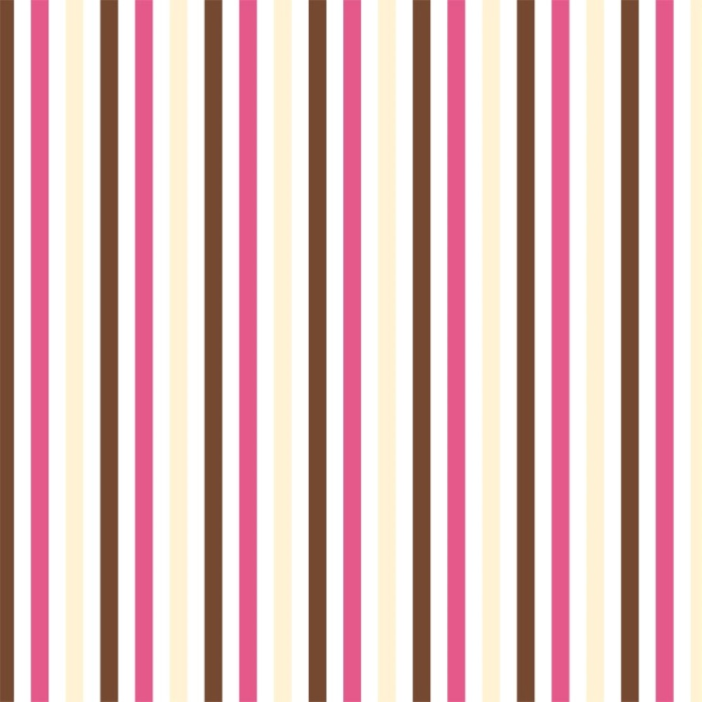 c70488fe7 Papel de Parede Adesivo Listras Rosa Chocolate - StickDecor
