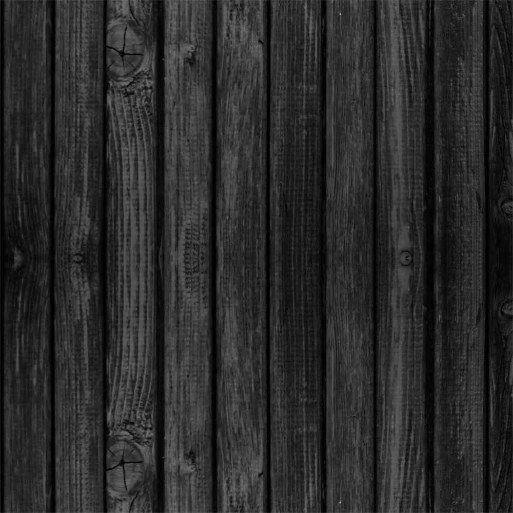 Papel de parede adesivo madeira preto stickdecor - Cenefas de papel para paredes ...