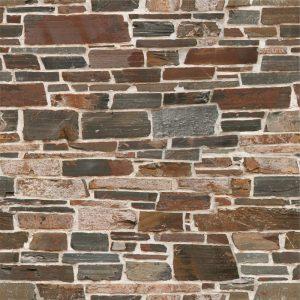 Papel de Parede Adesivo Pedra Brick