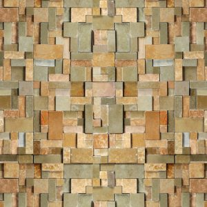 Papel de Parede Adesivo Pedra Carpete