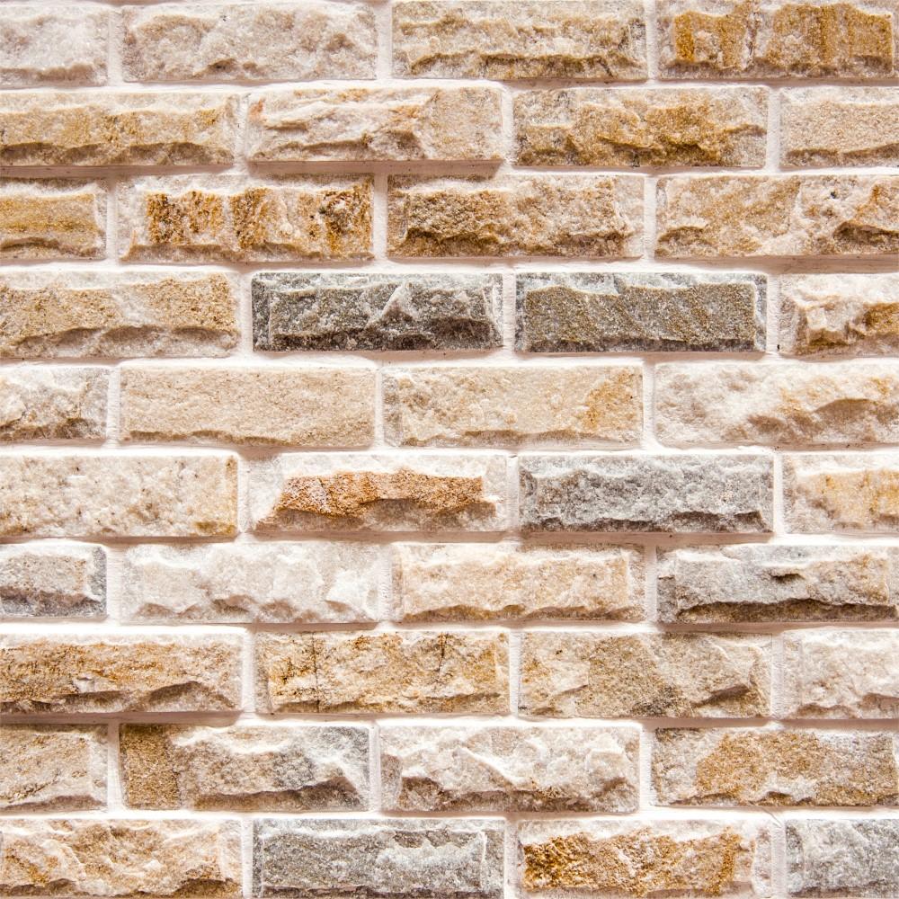 Papel De Parede Adesivo Pedra Tijolo Stickdecor