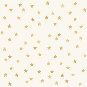 Papel de Parede Adesivo Poá Stars