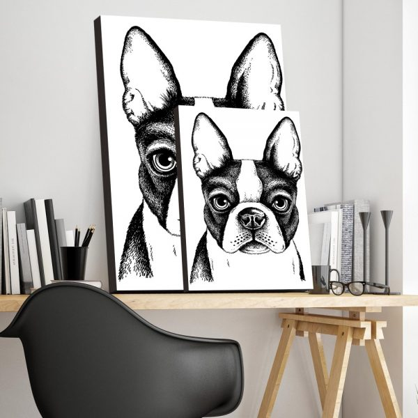 Placa Decorativa Dog