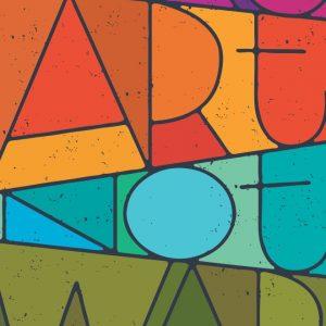Placa Decorativa Make Art Not War