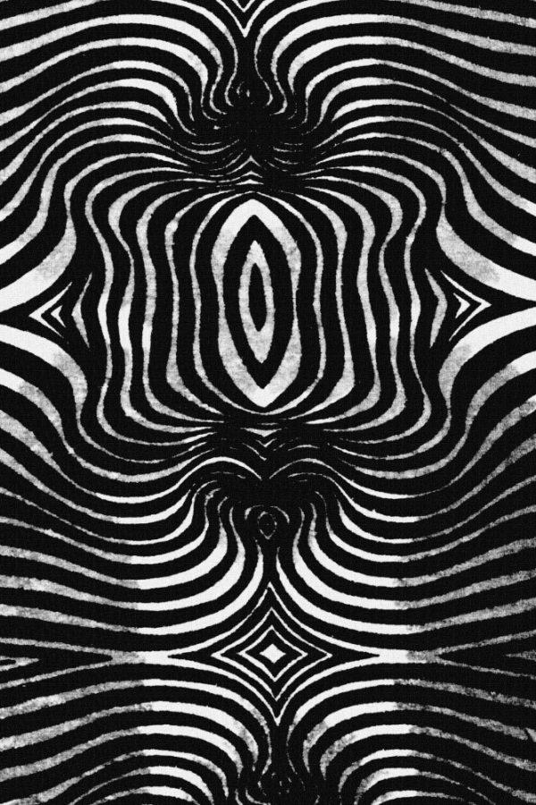 Placa Decorativa Textura Zebra