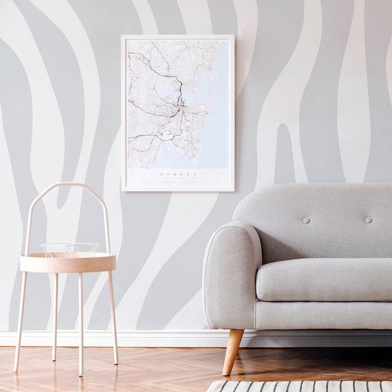 Painel Fotográfico Animal Print Zebra