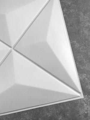 PLACA 3D AUTOCOLANTE TRIADE