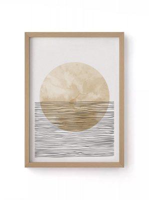 Quadro Moon I